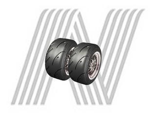 Combo X2 Neumatico Nankang Ar-1 - 265/35 R20 - 5% Off - Mc