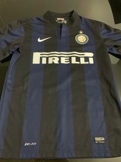 532844-411 Camisa Nike Inter De Milão Home 13/14 M