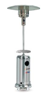 Calefactor Exterior Hongo Estufa Acero C/ruedas Lusqtoff M M