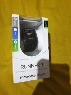 Reloj Tomtom Runner 3 Cardio + Music