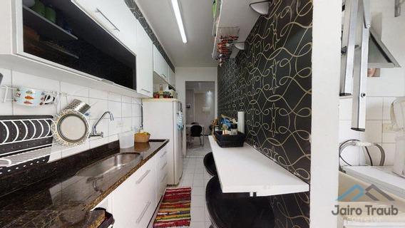 Apartamento Com 2 Dormitório(s) Localizado(a) No Bairro Bom Retiro Em São Paulo / São Paulo - 8035:913881