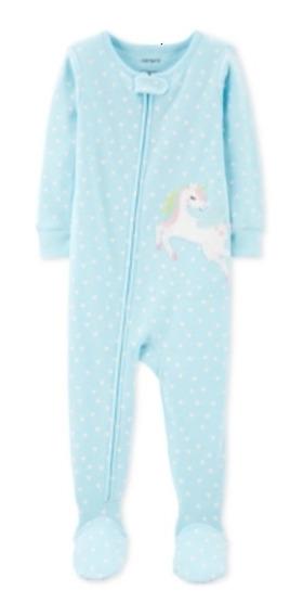 Enterito Carters Algodon Pijama Antideslizante 3 4 Y 5 Años