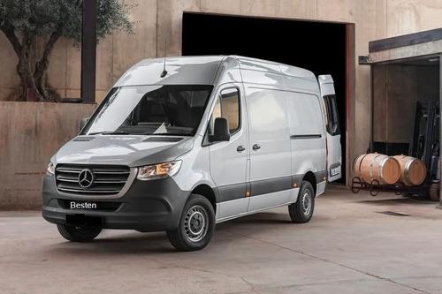 Mercedes Benz Sprinter 316 Cdi Furgon Mediano 3665 Te V2 -sf
