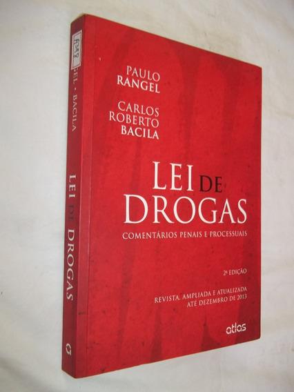 Livro - Lei De Drogas - Comentários Penais E Processuais