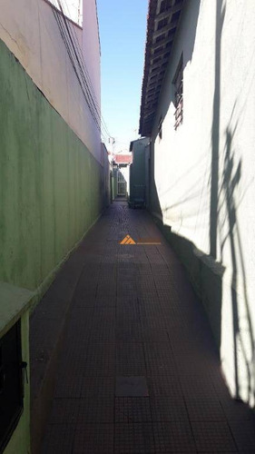 Casa Com 2 Dormitórios, 45 M² - Venda Por R$ 150.000,00 Ou Aluguel Por R$ 450,00/mês - Vila Tibério - Ribeirão Preto/sp - Ca2059