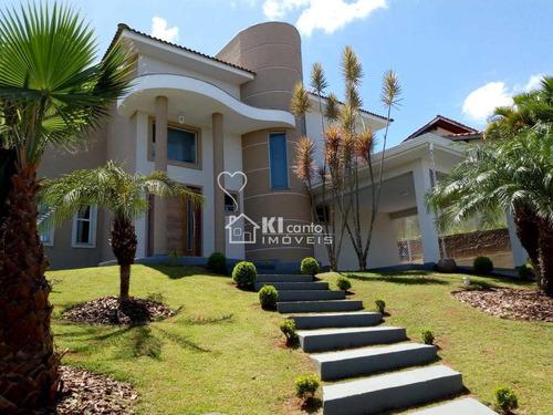 Casa De Condomínio Com 3 Dorms, Vale Do Sol, Bom Jesus Dos Perdões - R$ 1.5 Mi, Cod: 202 - V202