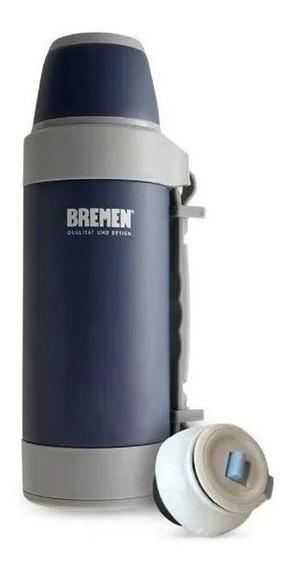 Termo De Acero Inoxidable Bremen 7133 48hs 1.2 Litros Matero