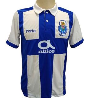 Camisa Polo Do Porto De Portugal