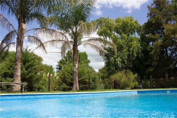 Venta Quinta Con Amplio Parque, Parrilla Y Pileta