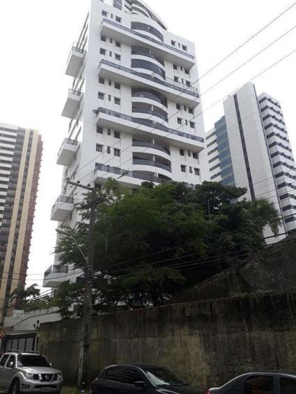 Apartamento Com 4 Dormitórios À Venda, 105 M² Por R$ 700.000 - Rosarinho - Recife/pe - Ap7810