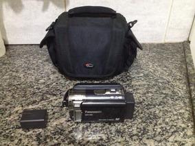 Filmadora Panasonic - Sdr- H85 - Nova