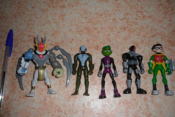 Novos Titãs Mutano Robin Estelar Ravena Liga Da Justiça