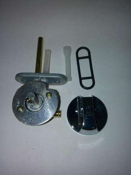 Torneira Combustivel /ybr 125 / Xtz 125/dt 200 /tenere 600
