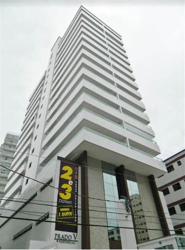 Apartamento, 3 Dorms Com 94 M² - Aviação - Praia Grande - Ref.: Bdexp120 - Bdexp120