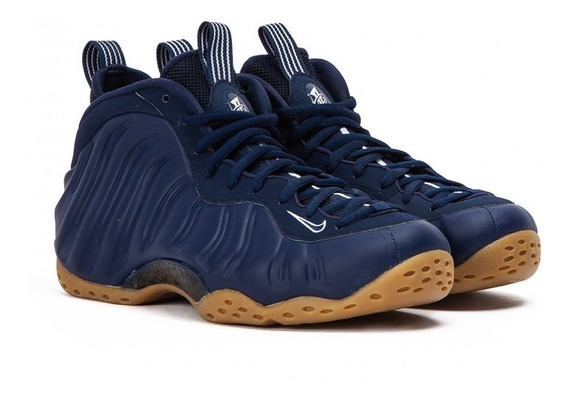 Zapatillas Nike Air Foamposite One Midnight Navy Basquet Pro