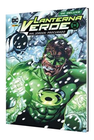 Lanterna Verde: Hal Jordan - Procurado - Capa Dura