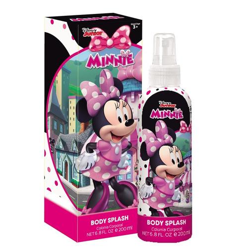 Imagen 1 de 1 de Disney Minnie Body Splash  200