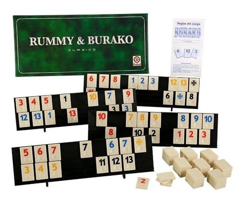 Rummy & Burako Clásico 1056