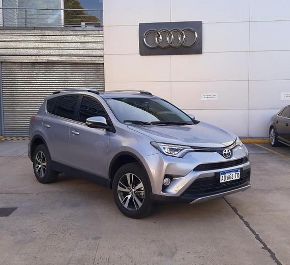 Toyota Rav4 Vx 2.0 Cvt 4x2 2019 7600km Gris Plata