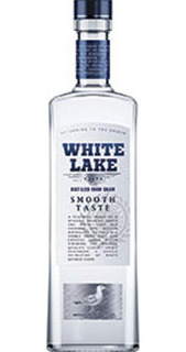 Vodka Rússia White Lake Garrafa 700ml