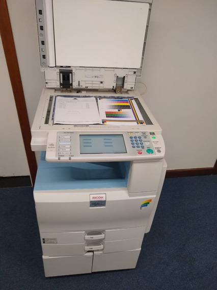 Impressora Laser Multifuncional Ricoh P&b A3 Mp 2851