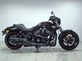 Harley-davidson V Rod 2011 Preta