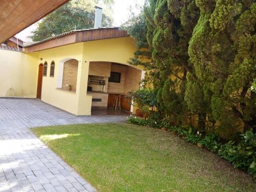 Imagem 1 de 15 de Excelente Sobrado Na Melhor Rua Da City Pinheiros, Rua  Sem Saida. - Reo53249