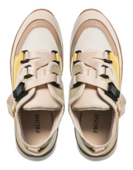 Zapatillas/ Sneakers Prune N°36- Viamo-grimoldi-hush Puppies