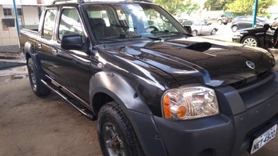 Nissan Frontier 2.8 Xe Cab. Dupla 4x4 4p 2005