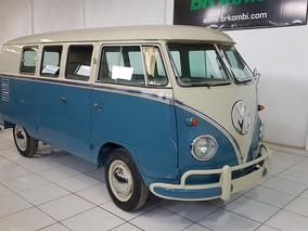 Kombi Corujinha - 1961- Vw Bus T1 - Split Windows