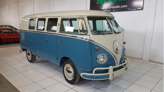 Kombi Corujinha - 1961- Vw Bus T1 - Split Windows