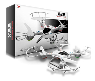 Drone X 22 Super Estable Cámara Resolución + Control Fácil