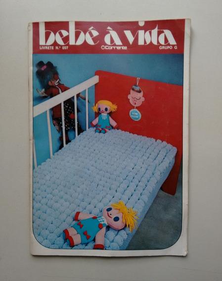 Livro Bebê A Vista 57 Grupo G B099