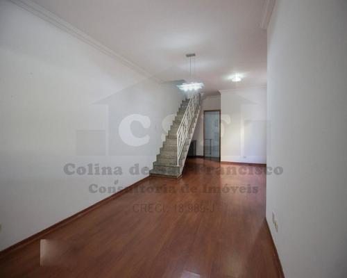 Imagem 1 de 30 de Sobrado De 308m² Distribuídos Em 3 Dormitórios Vila São Francisco - Ca04270 - 33703605