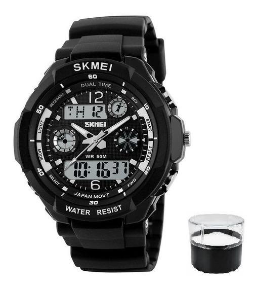 Relógio Skmei 0931 Original Masculino Nota Fiscal Promoção