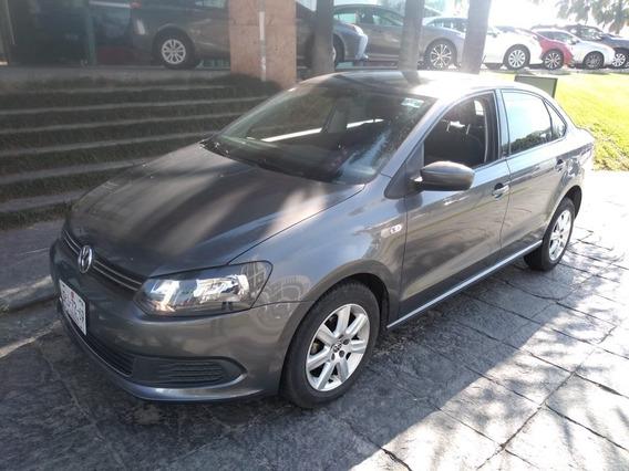 Volkswagen Vento Active Aut 2014 Garantizado