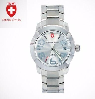 7991142fc6ab Reloj Official Swiss® Para Hombre - S  450