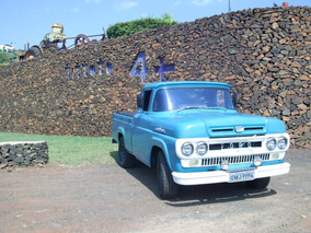 Camionete Ford F-100 - Rancheira