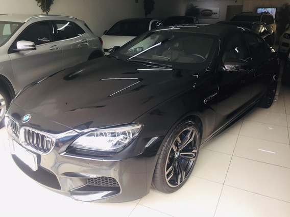 Bmw M6 G.coupe 2013/2014 Preta Blind. Cart/agp Nv 3a 30mkms