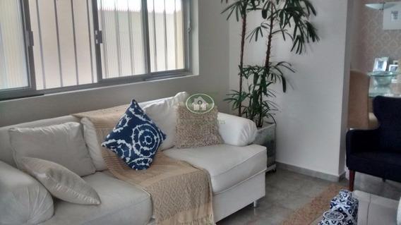 Casa Com 3 Dormitórios Para Alugar, 250 M² Por R$ 7.000,00/mês - Campo Grande - Santos/sp - Ca0744