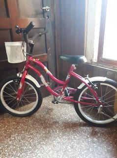 Bicicleta Liberty Spring Rodado 16