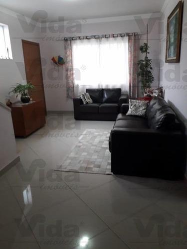 Casa Assobradada Em Pestana  -  Osasco - 37268