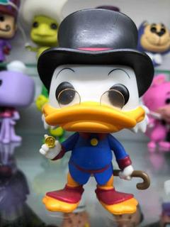 Funko Pop Disney Tío Rico Mcpato #306 Scrooge Mcduck