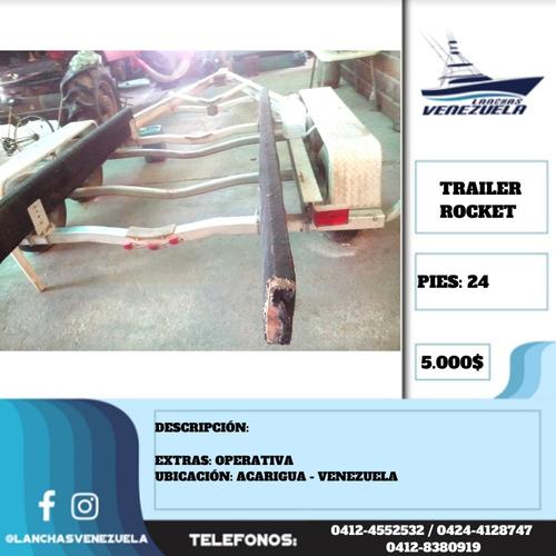 Trailer Rocket 24 Lv501
