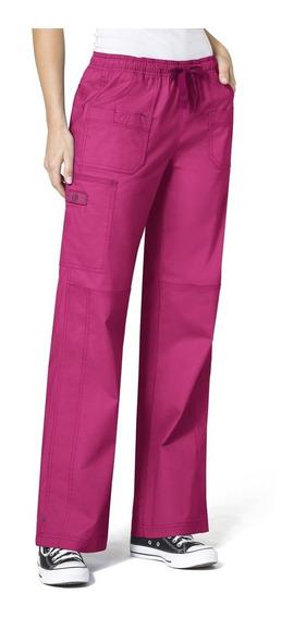 Pantalon Medicos Wonderwink Spandex Ambos Importados Usa