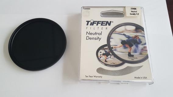 Filtro Tiffen Densidade Neutra 0,9 - 77mm