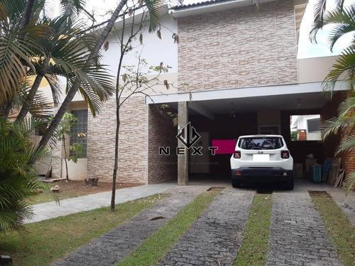 Imagem 1 de 25 de Casa Com 4 Dormitórios À Venda, 295 M² Por R$ 1.550.000,00 - Alphaville 04 - Santana De Parnaíba/sp - Ca0484