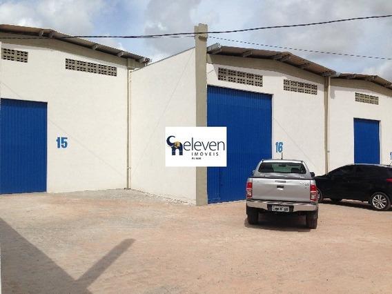 Galpao Venda Sao Cristovao, Salvador R$ 3.500.000,00. Com Área Construída: 2.200 M² E Área Total: 4.100 M². - Tba300 - 4478742