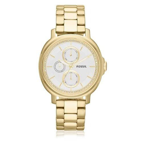 Relógio Fossil Es3354 + Garantia De 2 Anos + Nf