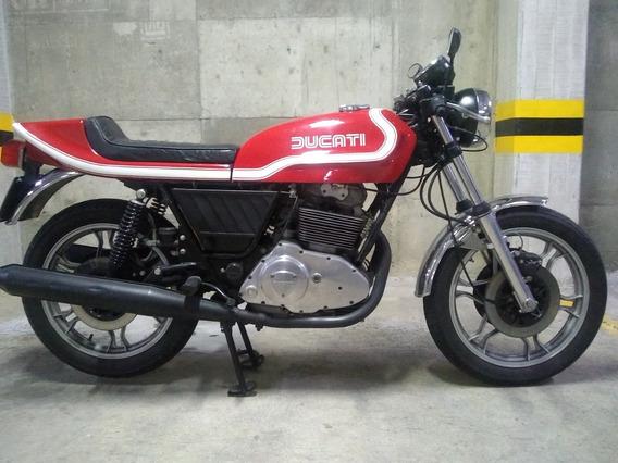 Ducati 500 Gtv Desmo 1977